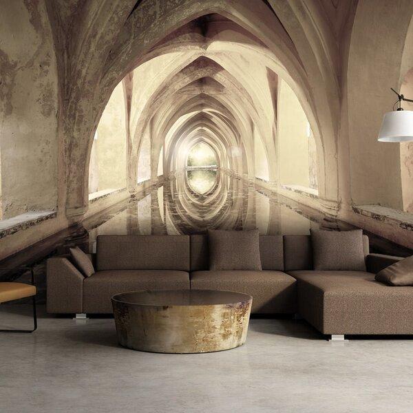 Foto tapete - Magical Corridor