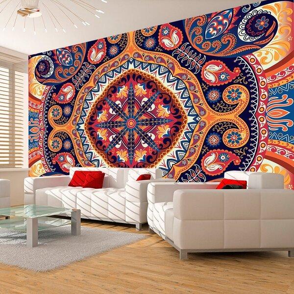 Foto tapete - Exotic mosaic