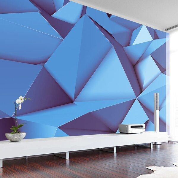 Foto tapete - Royal blue