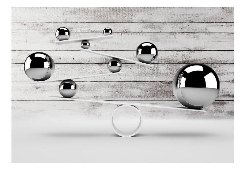 Foto tapete - Balance atsauksme