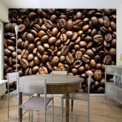 Foto tapete - Roasted coffee beans