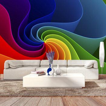 Foto tapete - Colorful Pinwheel cena un informācija | Fototapetes | 220.lv