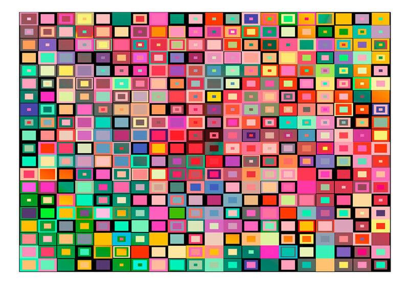 Foto tapete - Colourful Boxes atsauksme