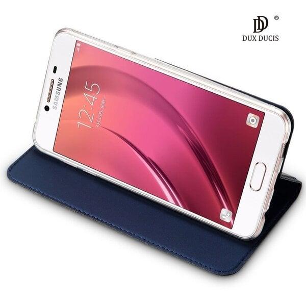 Dux Ducis Premium Magnet Case, piemērots Huawei P30 Lite, zils cena