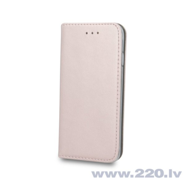 Smart Magnetic case for Huawei P30 rose-gold