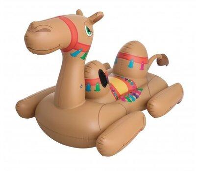 Надувной плот Bestway Camel Pool Float, 221x132 см