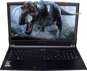 Dream Machines G1060-15PL49 8 GB RAM/ 512 GB M.2/ 480 GB SSD/