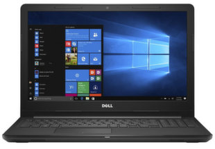 Dell Inspiron 15 3567 i3-7020U 8GB 128 GB Win10H