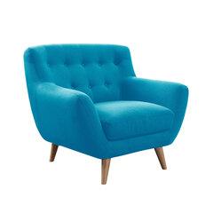 Кресло Rihanna, синее цена и информация | Диваны прямые и угловые, кресла | 220.lv