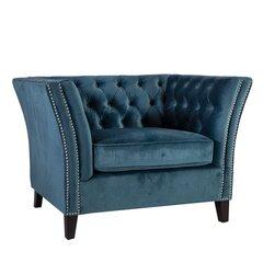 Кресло Mayers, синее цена и информация | Диваны прямые и угловые, кресла | 220.lv