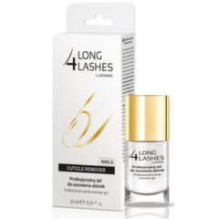 Nagu kutikulu noņemšanas želeja Long 4 Lashes Nails Professional 10 ml