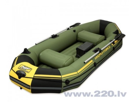 Надувная лодка Bestway Marine Pro, 291x127x46 см
