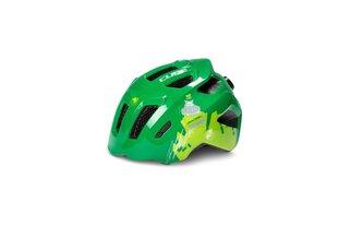 Bērnu velosipēda ķivere Cube Fink, zaļa