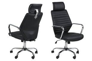 Biroja krēsls Earth, melns