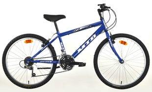 "Kalnu velosipēds Good Bike MTB 24"", zils"
