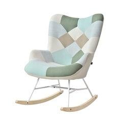 Krēsls Sibil, krāsains