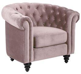 Krēsls Charlietown Vic 1, rozā