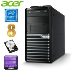 Acer Veriton M4620G MT G645 8GB 250GB DVD WIN10Pro