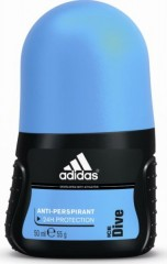 Dezodorants Adidas Ice Dive 50 ml