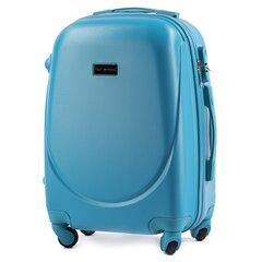 Maza izmēra koferis Wings Goose, zils cena un informācija | Koferi, ceļojumu somas | 220.lv