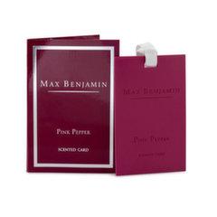 Aromātiskā kartīte Max Benjamin Pink Pepper