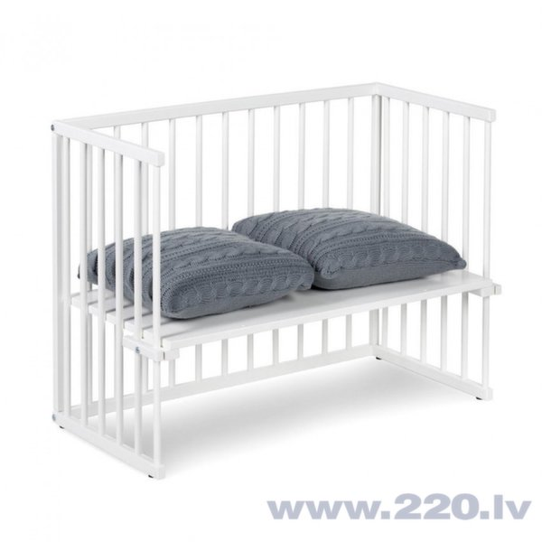 Кровать Piccolo Due, 90x45 см, цвета дуба