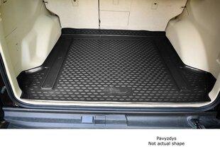 Gumijas paklājs bagāžniekam VOLKSWAGEN Sharan 1995 - 2010 ,black /N41043