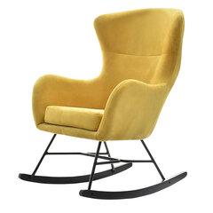Krēsls Nesta, dzeltens