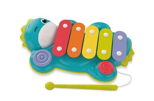 Muzikālā rotaļlieta Ksilofons Clementoni Baby, 17263