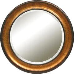 Spogulis Carpi, 92x92 cm, zelta / brūna krāsa