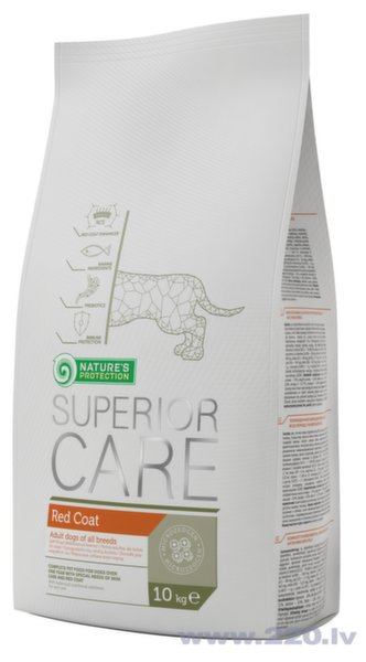 Nature's Protection Superior Care Red Coat, 10kg