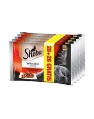 Sheba Selection in Sauce Sulīga garša, 56x85 g