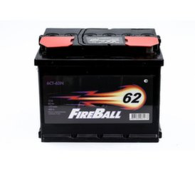 Akumulators FireBall 62Ah 560A