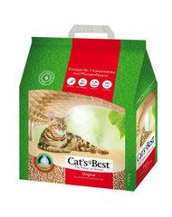 JRS Cat's Best dabīgie skaidu pakaiši kaķiem Original, 5 L