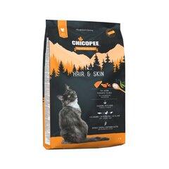 Chicopee šķirnes kaķiem ar lasi Hair and Skin, 8 kg cena un informācija | Chicopee šķirnes kaķiem ar lasi Hair and Skin, 8 kg | 220.lv