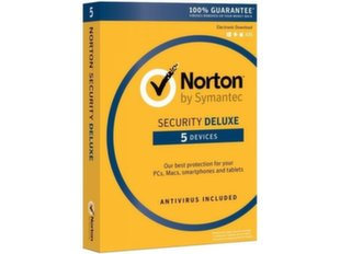 Norton Security Deluxe BOX PL 5