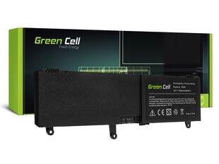 Green Cell Klēpjdatoru akumulators piemērots Asus ROG G550 G550J G550JK N550 N550J N550JV N550JK N550JA