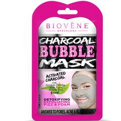 Burbuļu sejas maska BIOVENE 12,5 ml