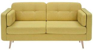Dīvāns Cornet 3S, dzeltens