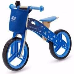 Balansa velosipēds Kinderkraft Runner Galaxy, Zils, ar piederumiem