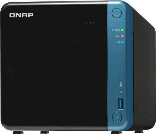 Qnap TS-453Be, 4 GB