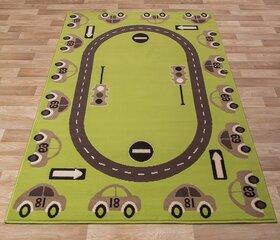 Bērnu paklājs Luna Kids Lime, 140x200 cm