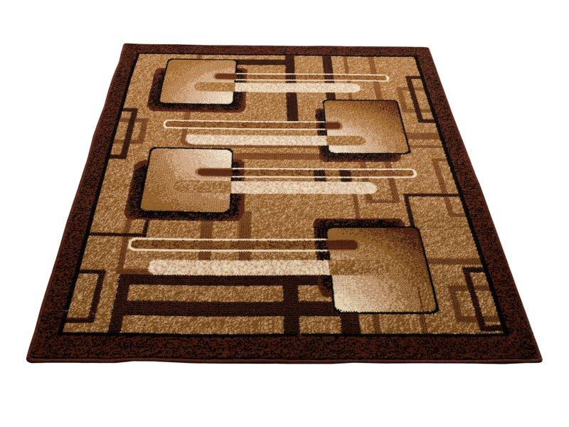 Paklājs Ģeometrija, 80x150 cm