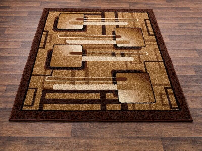 Paklājs Ģeometrija, 80x150 cm lētāk
