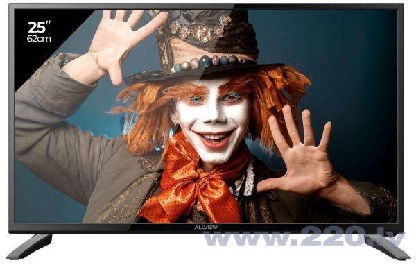 Allview 25ATC5000-F cena un informācija | Televizori | 220.lv