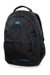 Mugursoma CoolPack Basic Plus Topography Blue B03003