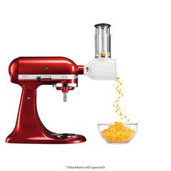 KitchenAid iebūvētais putošanas piederumu dārzeņu griezējs 5KSMVSA cena un informācija | Virtuves kombaini | 220.lv