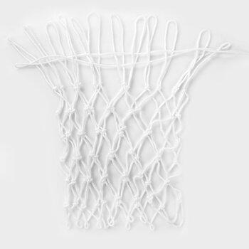 Basketbola tīkls, balts