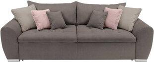 Dīvāns BRW Gaspar IV Mega Lux 3DL, brūns