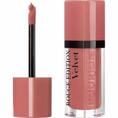 Šķidra matēta lūpu krāsa Bourjois Paris Rouge Edition Velvet 7.7 ml 22 Fluo Coral